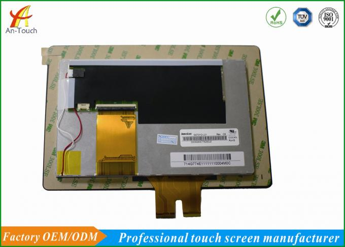 Integrierter Touch Screen LCD CTP, 7 Lcd Touch Screen Platten-12-monatige Garantie