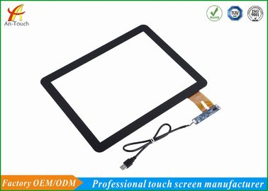 China Handschrift externer Usb-Touch Screen, 15 Zoll-Karaoke-Touch Screen Platte usine