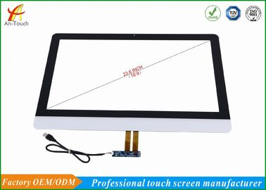 China 10 Punkt-Smart Home-Touch Screen Analog-Digital wandler Glasentschließung platten-4096x4096 usine