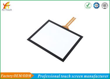 China Kapazitiver multi Touch Screen USBs, vorderes wasserdichtes Industrie-Fingerspitzentablett usine