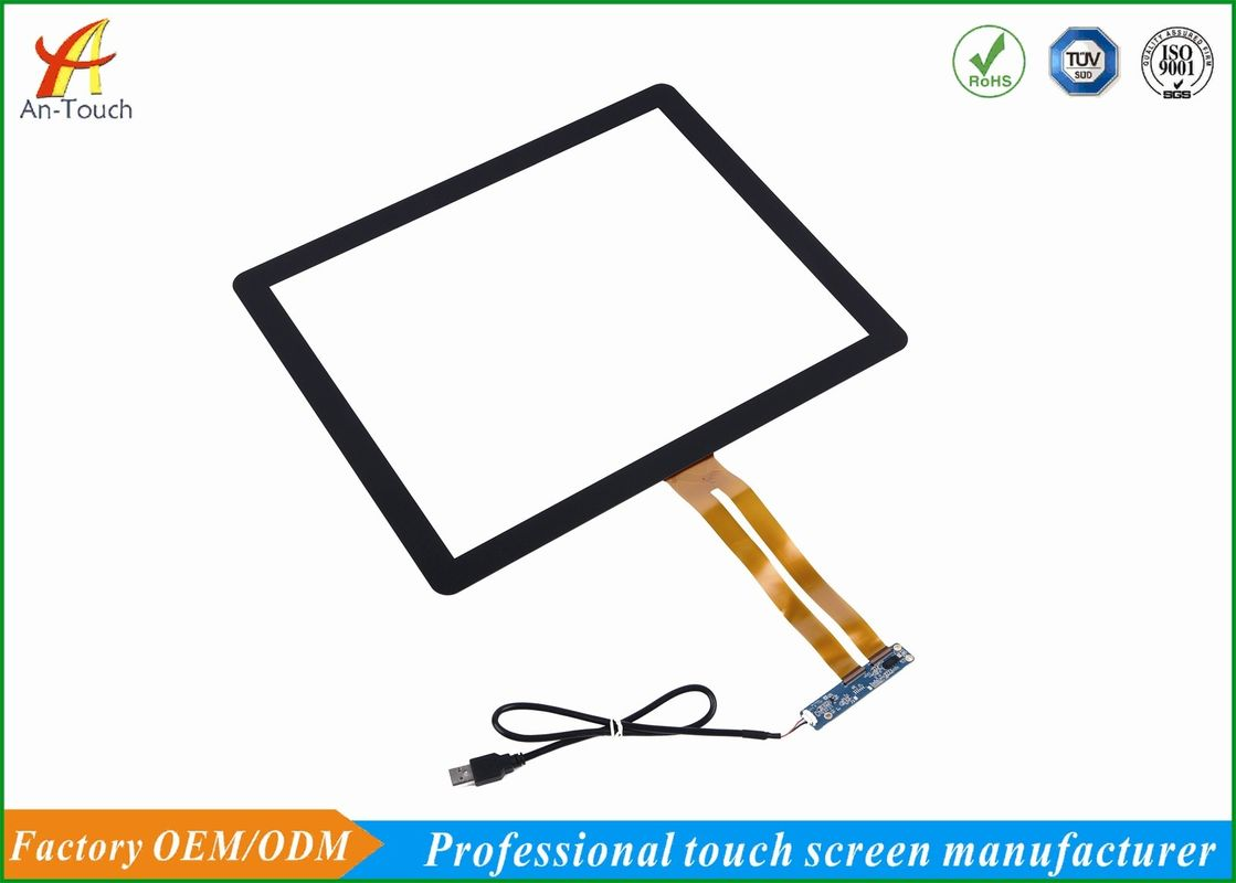 China Machen Sie Note 17 Zoll-Touch Screen Platte, Ersatz-Touch Screen für Tablet glatt usine