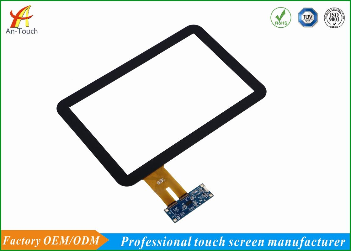 China 12,1 Zoll-Tablet-PC-Touch Screen Ersatz-multi Note für Windows-System usine