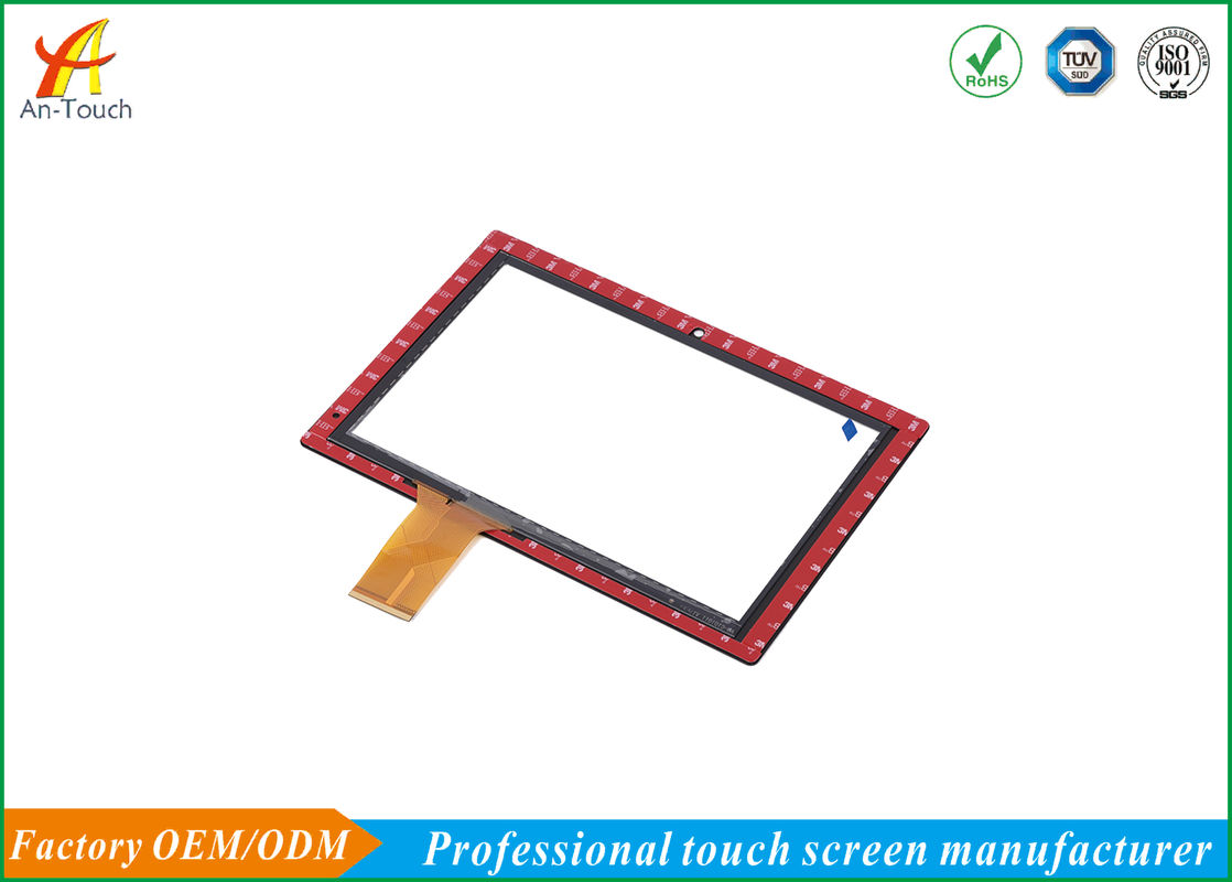 China 4096×4096 10,1 Zoll-Touch Screen/Usb kapazitive Touch Screen Überlagerung usine