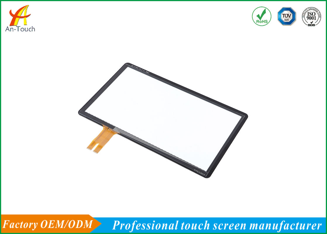 Multi Touch Smart Home Touch Panel With High Response Speed 18.5 Inch