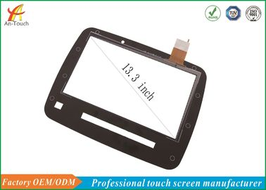 13,3 Zoll Usb-Touch Screen für angetriebener Monitor-Touch Screen Platte des Laptop-/Usb